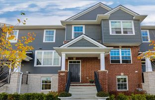 Trenton - Townes at Mill Street: Plymouth, Michigan - Pulte Homes