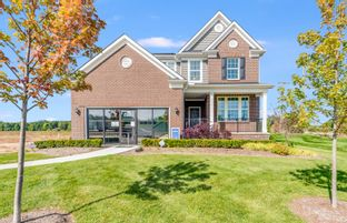 Newberry - Woodland Hills: Sterling Heights, Michigan - Pulte Homes