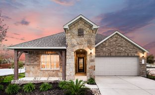 Erwin Farms by Pulte Homes in Dallas Texas