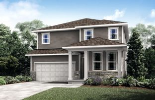 Fifth Avenue - North Bluffs - Expressions Collection: Woodbury, Minnesota - Pulte Homes