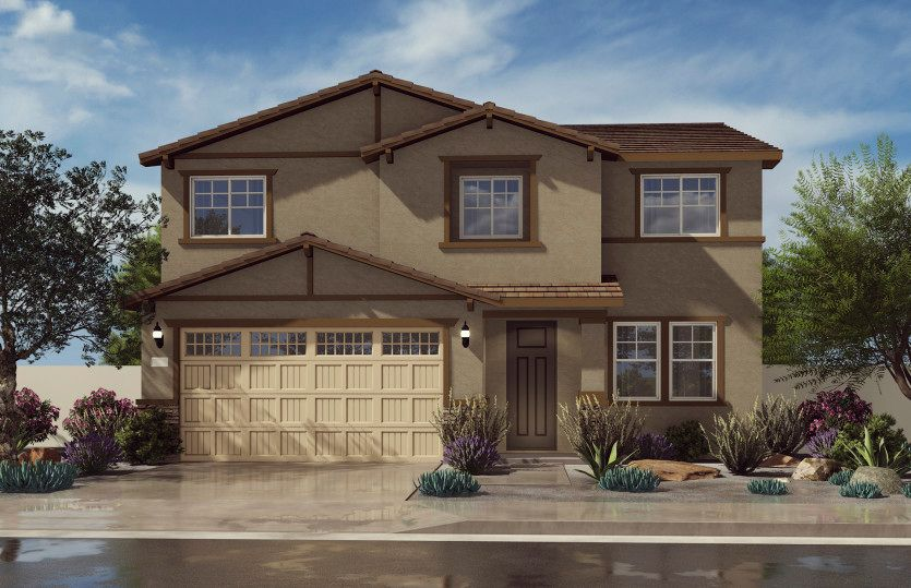 Exterior featured in the Pathmaker By Pulte Homes in Riverside-San Bernardino, CA