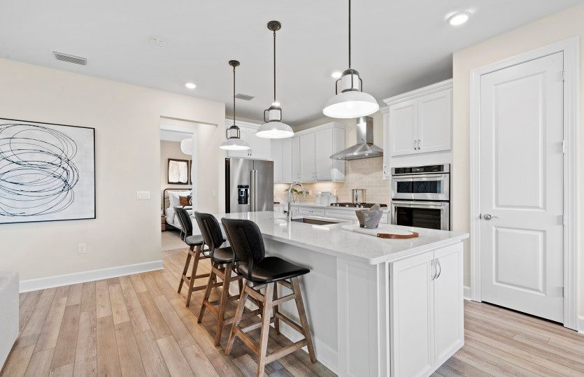 Kitchen featured in the Trailside By Pulte Homes in Naples, FL