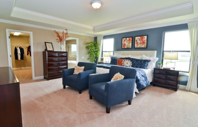 Bedroom featured in the Sandhill By Pulte Homes in Martin-St. Lucie-Okeechobee Counties, FL