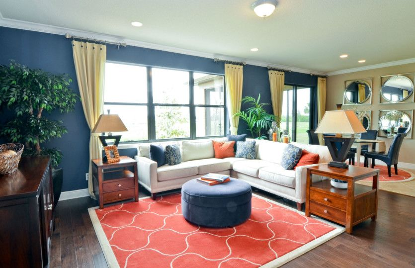 Living Area featured in the Sandhill By Pulte Homes in Martin-St. Lucie-Okeechobee Counties, FL