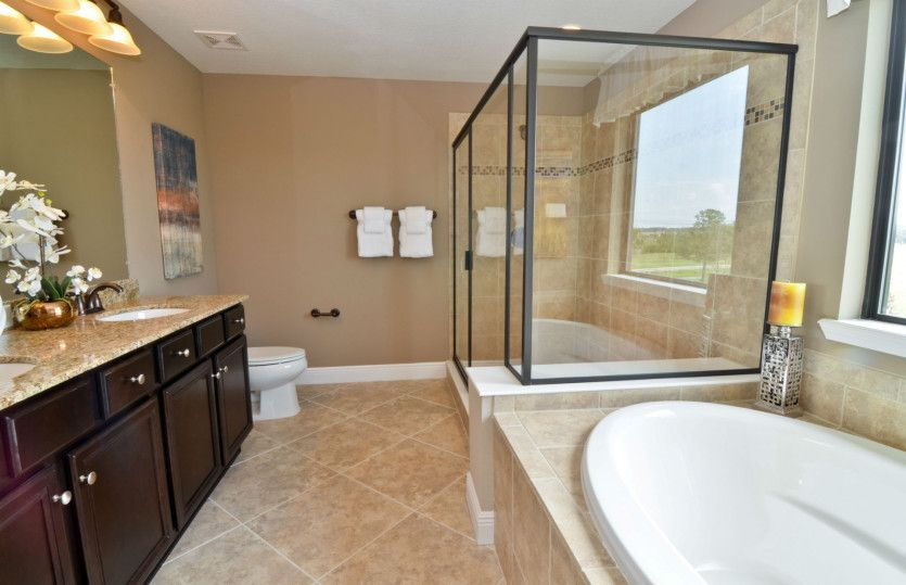 Bathroom featured in the Sandhill By Pulte Homes in Martin-St. Lucie-Okeechobee Counties, FL