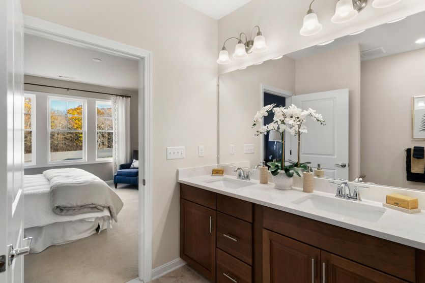 Bathroom featured in the Islebrook By Pulte Homes in Boston, MA
