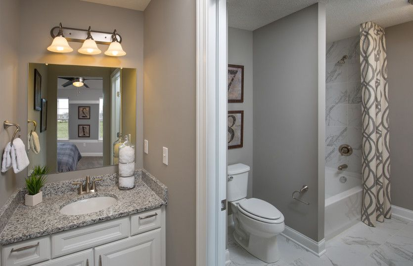 Bathroom featured in the Castleton By Pulte Homes in Columbus, OH