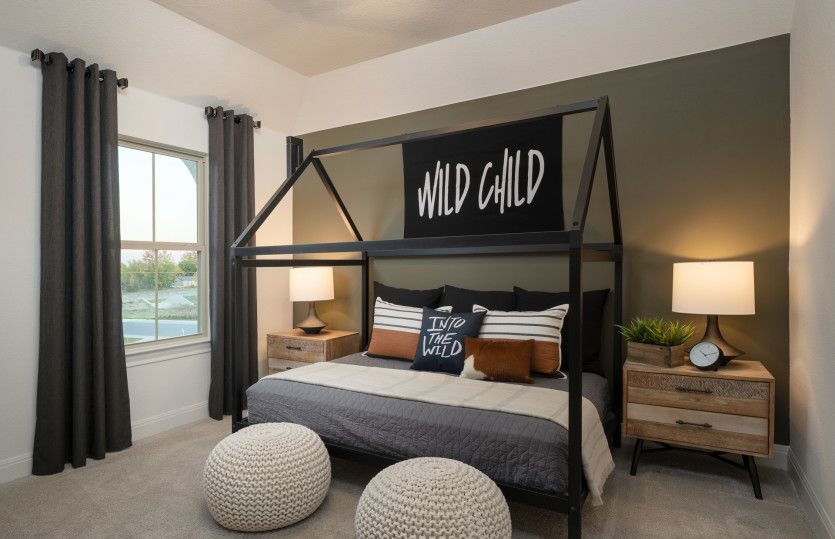 Bedroom featured in the Hamilton By Pulte Homes in Austin, TX