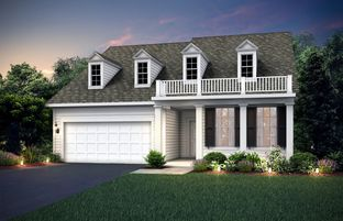 Abbeyville - The Grove at Beulah Park: Grove City, Ohio - Pulte Homes