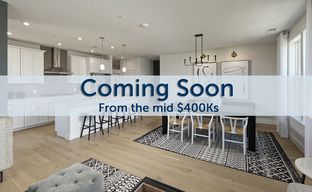 The Flats at National Harbor by Pulte Homes in Washington Maryland