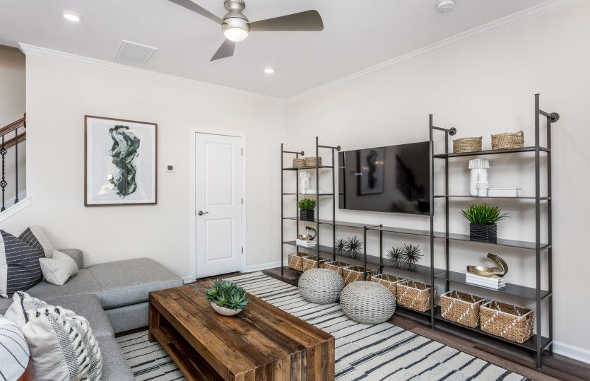 Living Area featured in the Hayden By Pulte Homes in Raleigh-Durham-Chapel Hill, NC