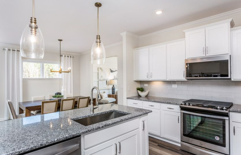 Kitchen featured in the Hayden By Pulte Homes in Raleigh-Durham-Chapel Hill, NC