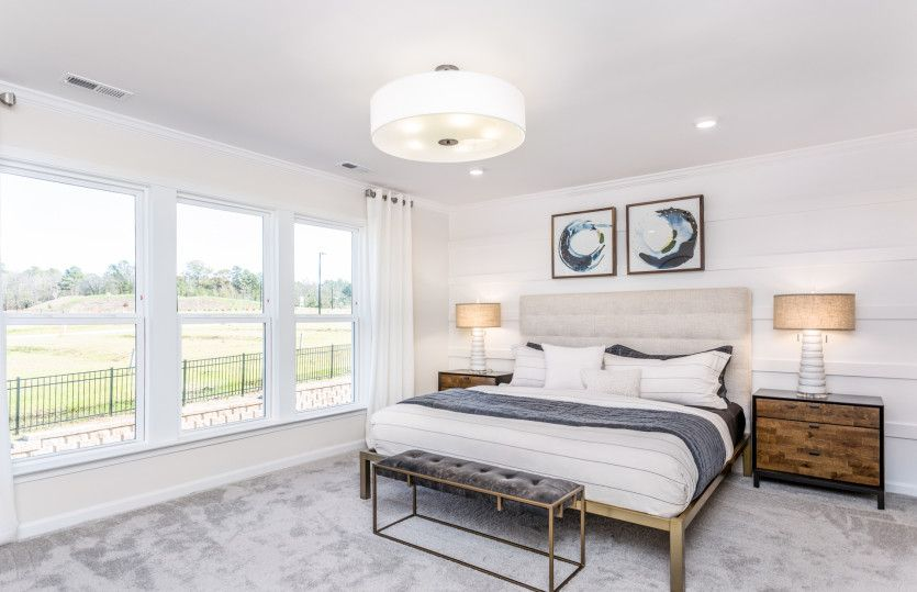 Bedroom featured in the Hayden By Pulte Homes in Raleigh-Durham-Chapel Hill, NC