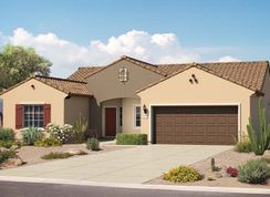 Cliff - Parkside at Anthem at Merrill Ranch: Florence, Arizona - Pulte Homes