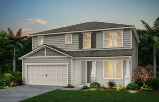 Tower - The Trails at Grand Oaks: Saint Augustine, Florida - Pulte Homes