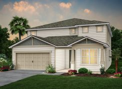 Yorkshire - The Trails at Grand Oaks: Saint Augustine, Florida - Pulte Homes