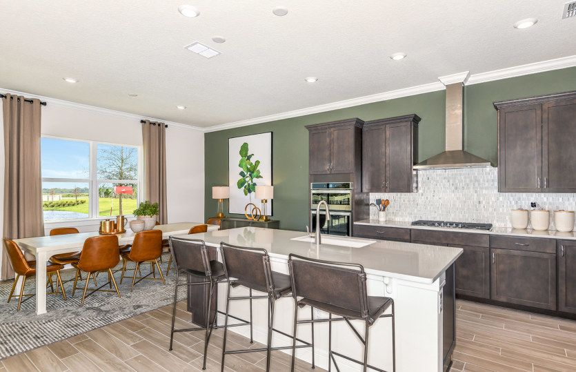 Kitchen featured in the Yorkshire By Pulte Homes in Tampa-St. Petersburg, FL