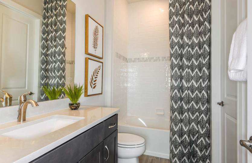 Bathroom featured in the Yorkshire By Pulte Homes in Tampa-St. Petersburg, FL