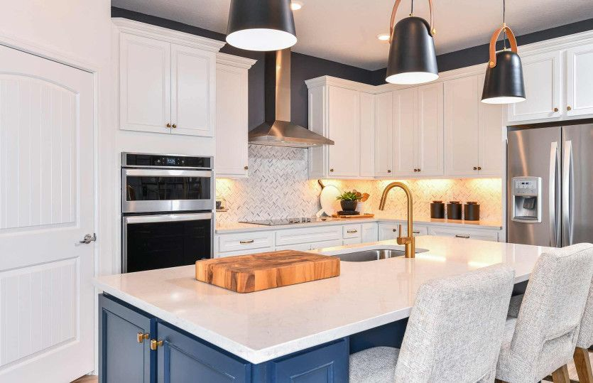 Kitchen featured in the Mystique By Pulte Homes in Tampa-St. Petersburg, FL