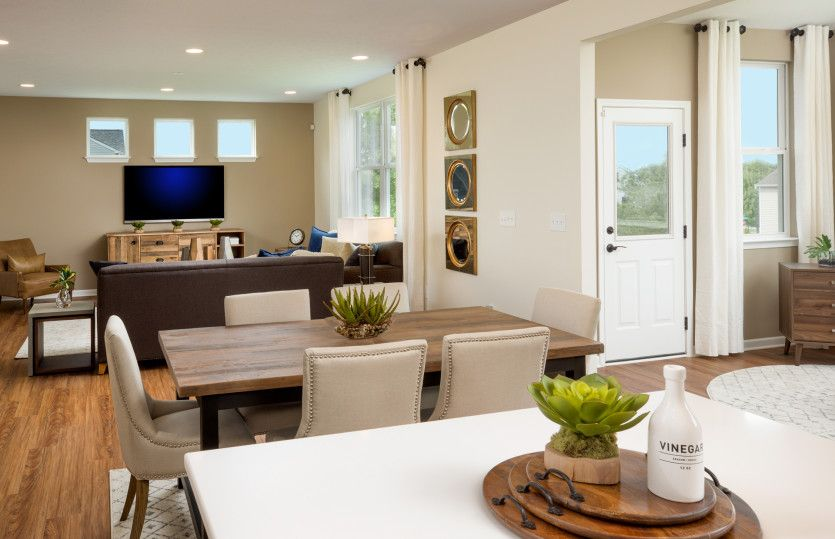 Living Area featured in the Aspire By Pulte Homes in Akron, OH