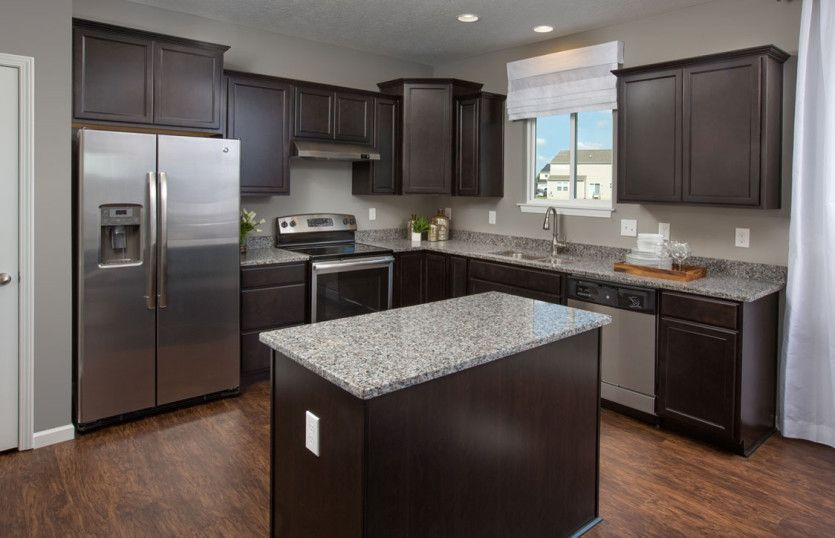 Kitchen featured in the Oakdale By Pulte Homes in Detroit, MI