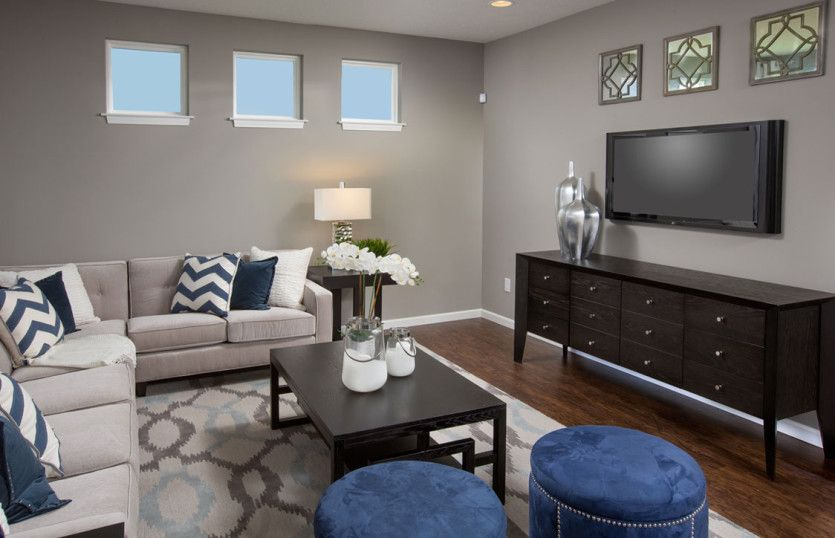 Living Area featured in the Oakdale By Pulte Homes in Detroit, MI