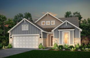 Mooreville - Sterling Ridge: San Antonio, Texas - Pulte Homes