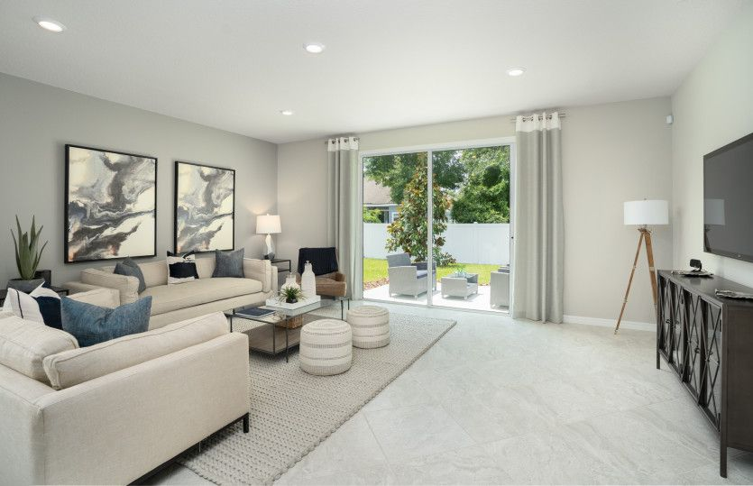 Living Area featured in the Spruce By Pulte Homes in Tampa-St. Petersburg, FL