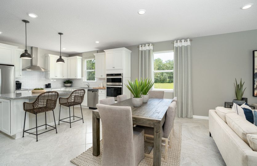 Kitchen featured in the Spruce By Pulte Homes in Tampa-St. Petersburg, FL