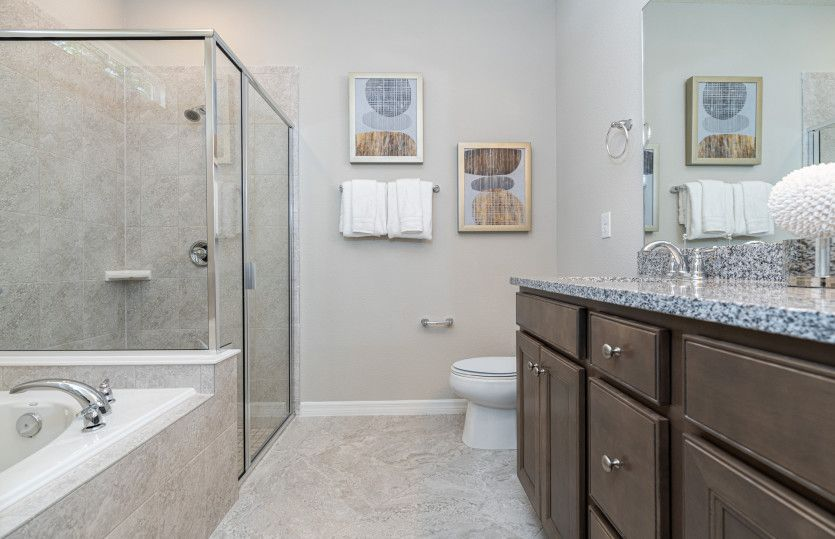 Bathroom featured in the Spruce By Pulte Homes in Tampa-St. Petersburg, FL