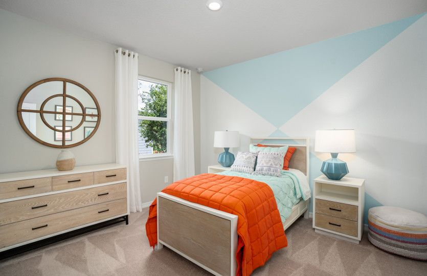 Bedroom featured in the Spruce By Pulte Homes in Tampa-St. Petersburg, FL