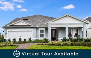 Easley Grand - Hawks Reserve: Riverview, Florida - Pulte Homes