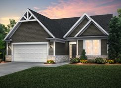 Bayport with Basement - Bluffs at Spring Hill: Brighton, Michigan - Pulte Homes