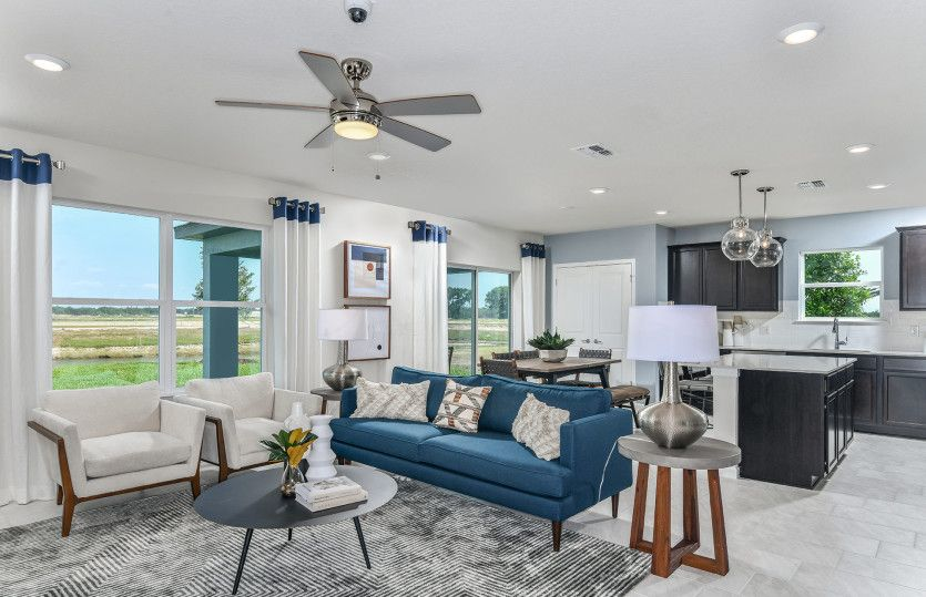 Living Area featured in the Morris By Pulte Homes in Tampa-St. Petersburg, FL
