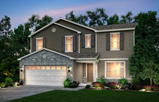 Aspire - Emerald Woods: Columbia Station, Ohio - Pulte Homes