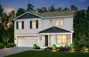 Hampton - Emerald Woods - 2-Story Homes: Columbia Station, Ohio - Pulte Homes