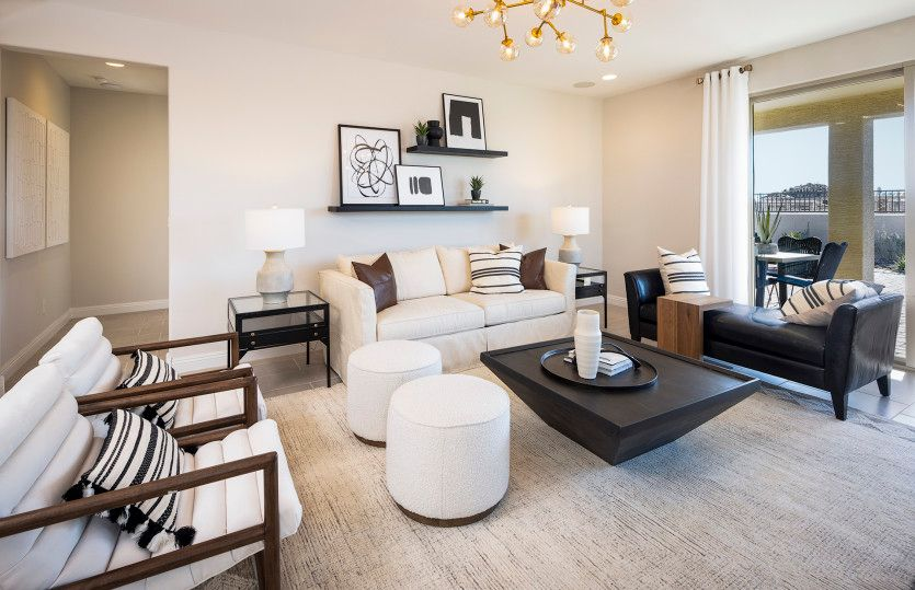Living Area featured in the Hewitt By Pulte Homes in Phoenix-Mesa, AZ