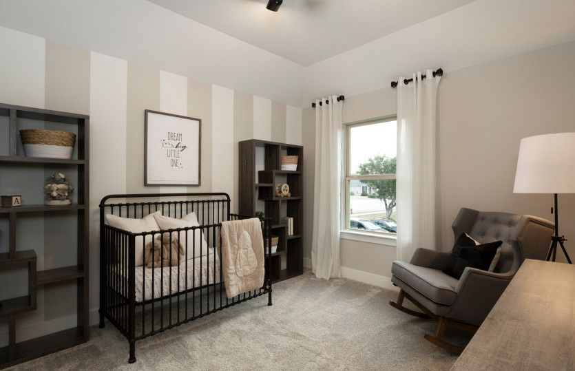 Bedroom featured in the Mooreville By Pulte Homes in Austin, TX