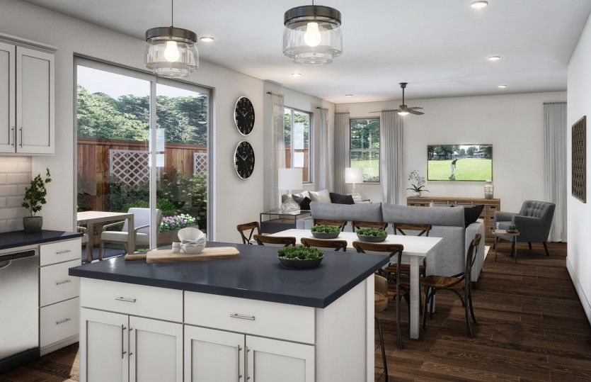 Living Area featured in the Waterville By Pulte Homes in Stockton-Lodi, CA