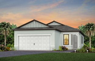 Crestwood - Sapphire Point at Lakewood Ranch: Lakewood Ranch, Florida - Pulte Homes