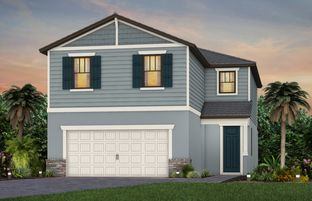 Trailside - Sapphire Point at Lakewood Ranch: Lakewood Ranch, Florida - Pulte Homes