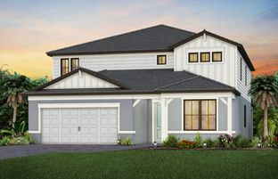 Yorkshire - Sapphire Point at Lakewood Ranch: Lakewood Ranch, Florida - Pulte Homes