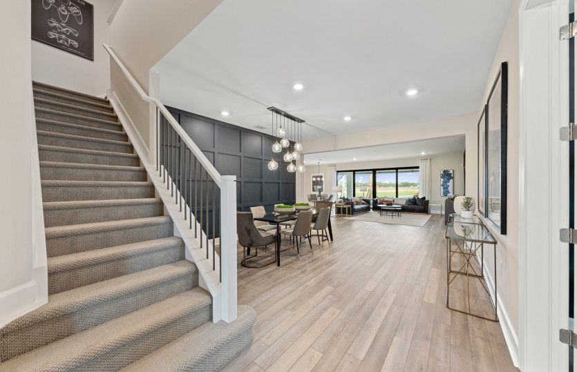 Living Area featured in the Easley By Pulte Homes in Naples, FL