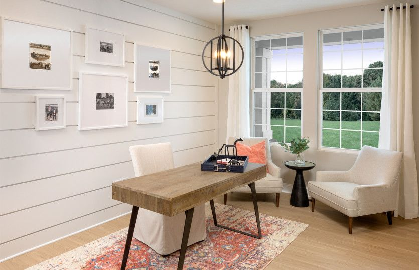 Living Area featured in the Boardwalk By Pulte Homes in Columbus, OH