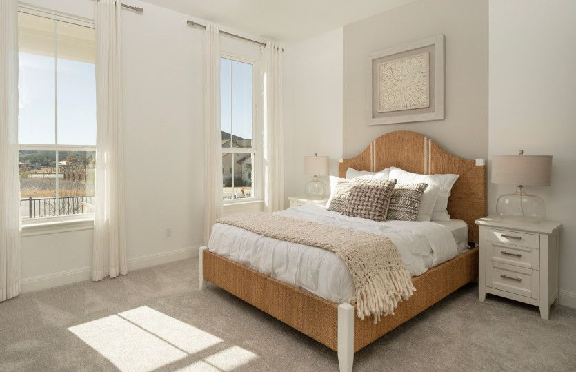 Bedroom featured in the Renown By Pulte Homes in Austin, TX