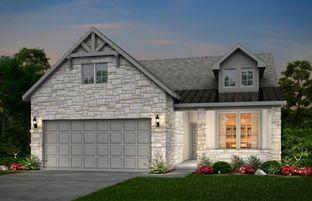 Barrett - Sterling Ridge: San Antonio, Texas - Pulte Homes