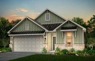 Fox Hollow - Lily Springs: Seguin, Texas - Pulte Homes