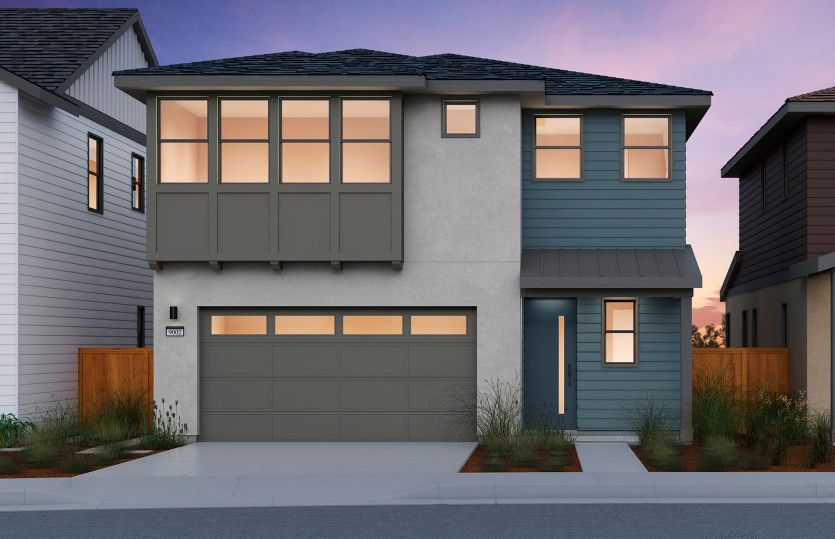 Exterior featured in the Plan 2 By Pulte Homes in San Francisco, CA