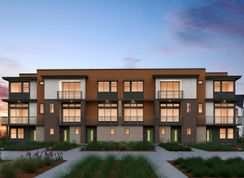 Plan 3C - Slate at One 90: San Mateo, California - Pulte Homes