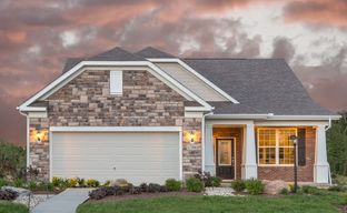 Lake Forest by Pulte Homes in Columbus Ohio